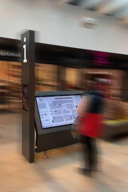 Windside Digital inform infoscreens