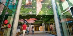 WindsideDigital in samenwerking met blowUP led schermen in PieterVreedestraat Tilburg